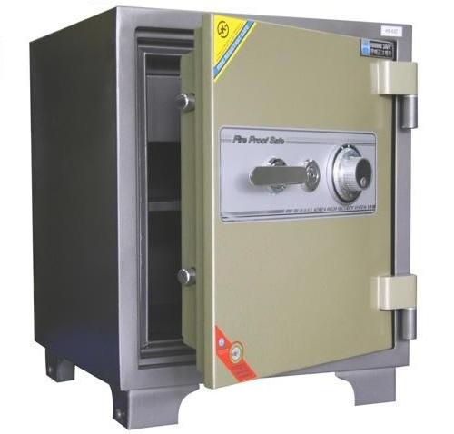 Các đặc điểm giúp phân biệt két sắt chống cháy Hàn Quốc hàng giả