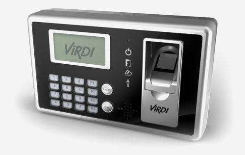 Máy chấm công vân tay Virdi AC4000