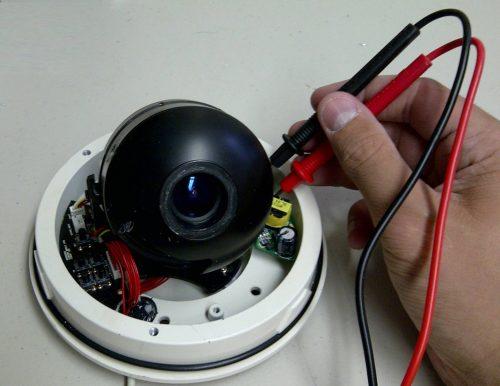 Sửa camera giám sát